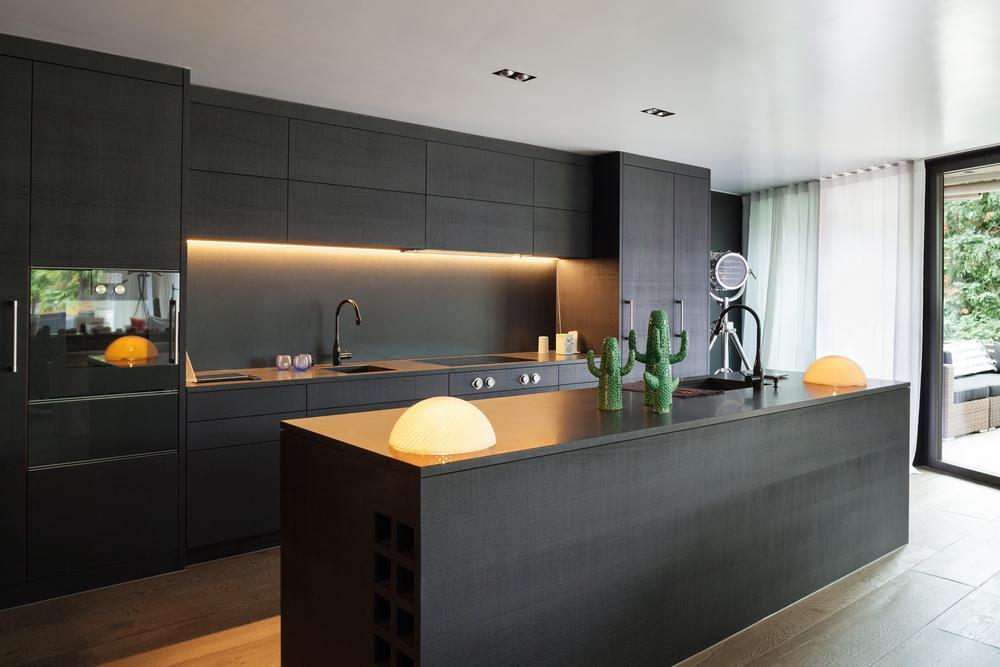 سبک مدرن در آشپزخانه