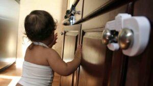 آشپزخانه ای امن برای کودکان